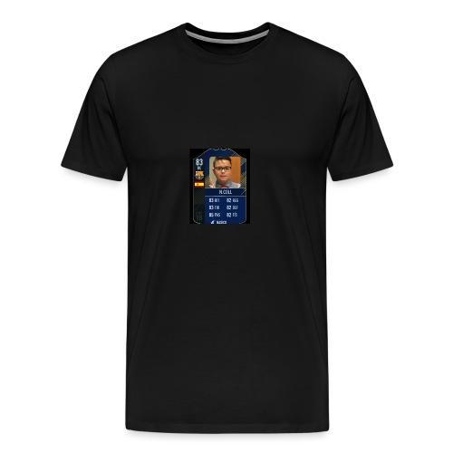 CARTA FUTBOL N.COLL - Camiseta premium hombre