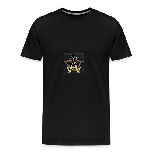 VV logo - Men's Premium T-Shirt
