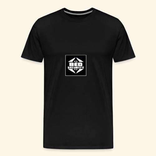 BED SECURITY - Men's Premium T-Shirt