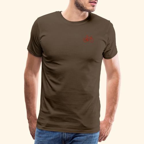Rennrad, Race-Bike, Velo - Männer Premium T-Shirt