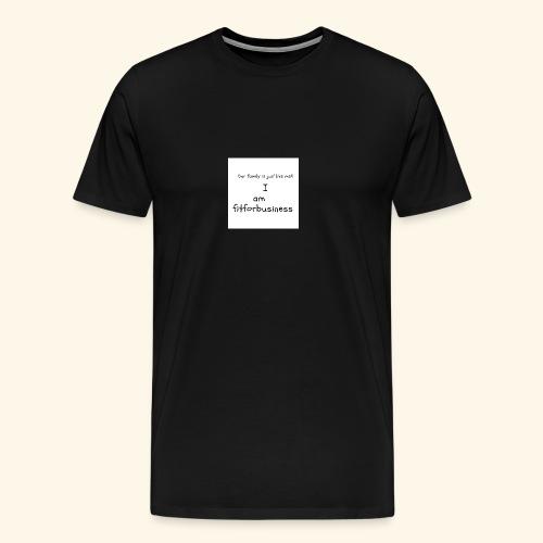 I am fitforbusiness - Men's Premium T-Shirt