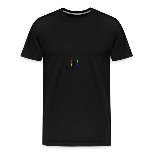 XsivGaming Logo - Men's Premium T-Shirt