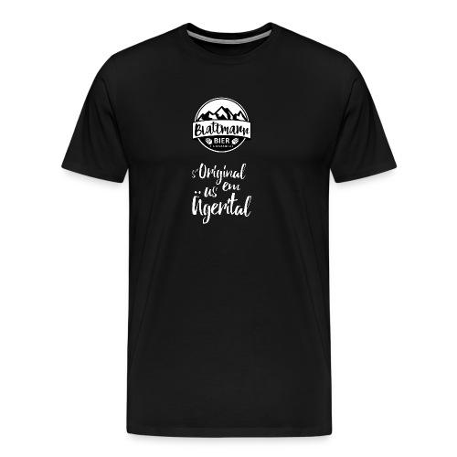 s'Original us emÄgerital - Männer Premium T-Shirt