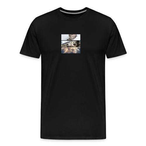 Chats mignons - T-shirt Premium Homme