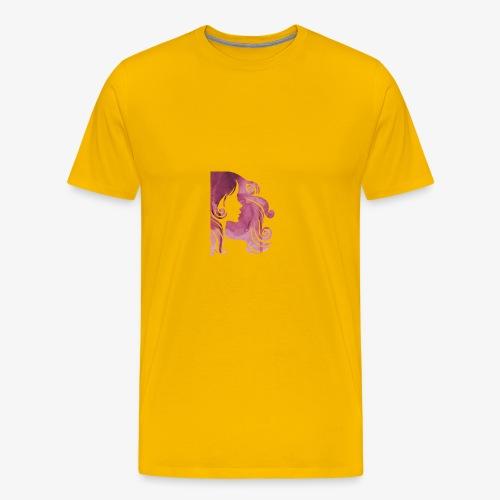 pink-930902_960_720 - T-shirt Premium Homme