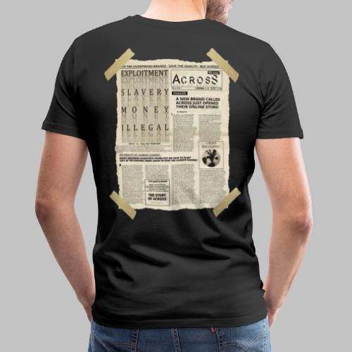 Breaking News! - Men's Premium T-Shirt