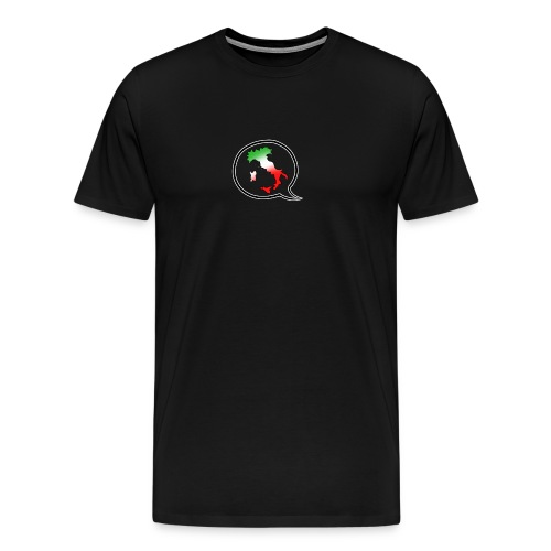 Italia T-Shirt Herren Stiefel - Männer Premium T-Shirt