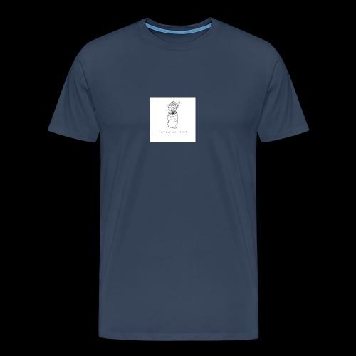 l'amour est mort - T-shirt Premium Homme