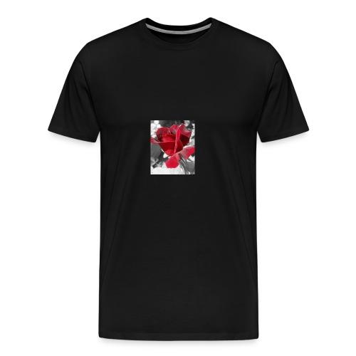 flower - Camiseta premium hombre