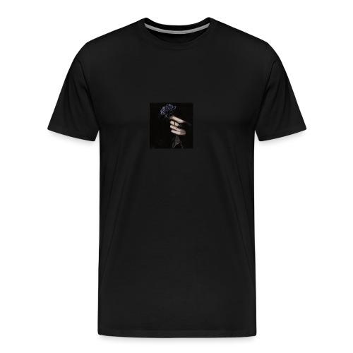 Rosa Negra - Camiseta premium hombre