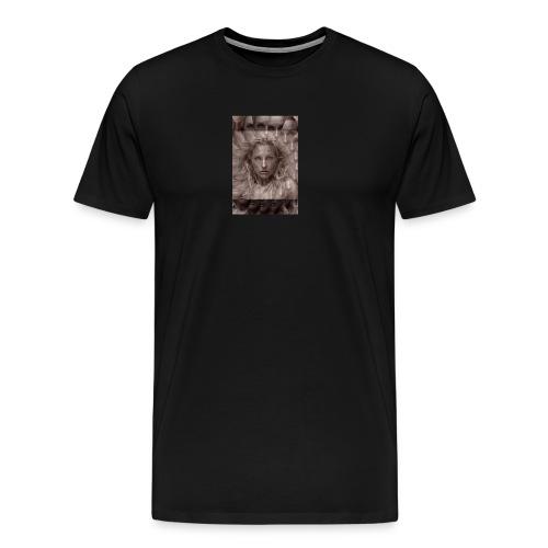 Regina Lund Diversity - Premium-T-shirt herr