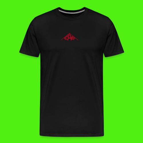 PAW Logo - Men's Premium T-Shirt
