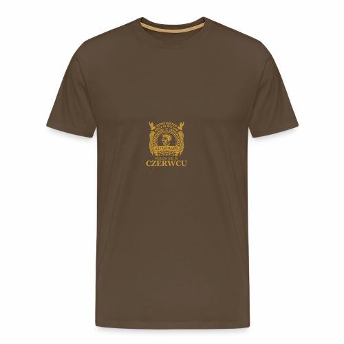 6 ur editor - Koszulka męska Premium