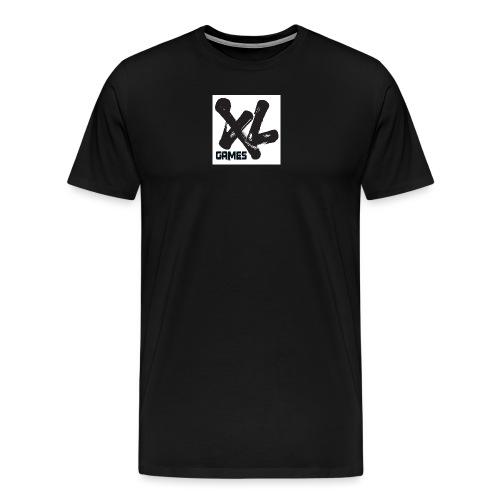 XLG BOOYALOGO1 - T-shirt Premium Homme