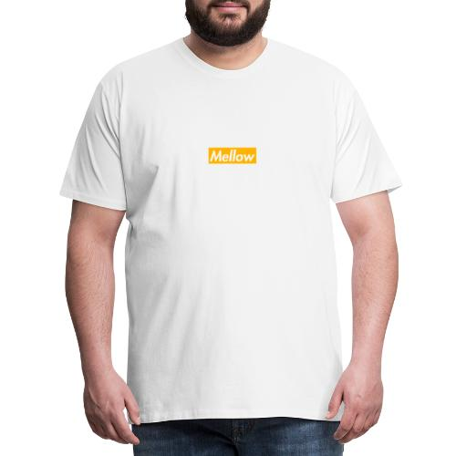 Mellow Orange - Men's Premium T-Shirt