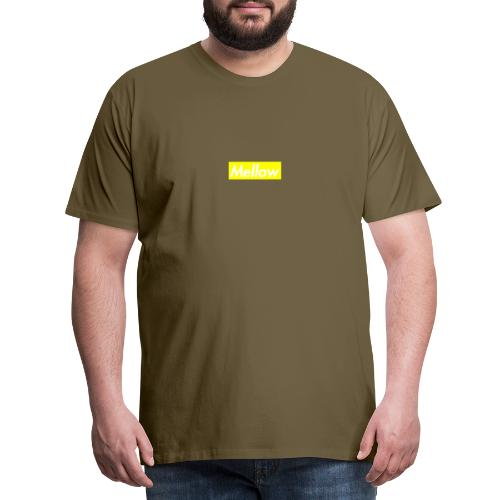 mellow Yellow - Men's Premium T-Shirt