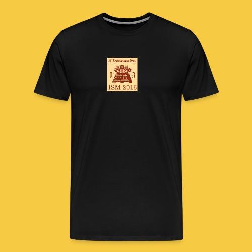 ISM2016 - Männer Premium T-Shirt