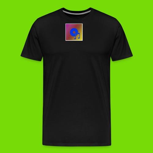 musica - Camiseta premium hombre