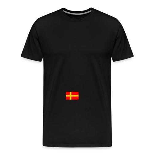 SKÅNE - Premium-T-shirt herr