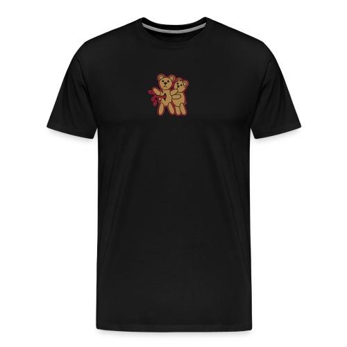 Teddy Killer Kuscheltiere Pets Blood Blut Fun Joke - Männer Premium T-Shirt