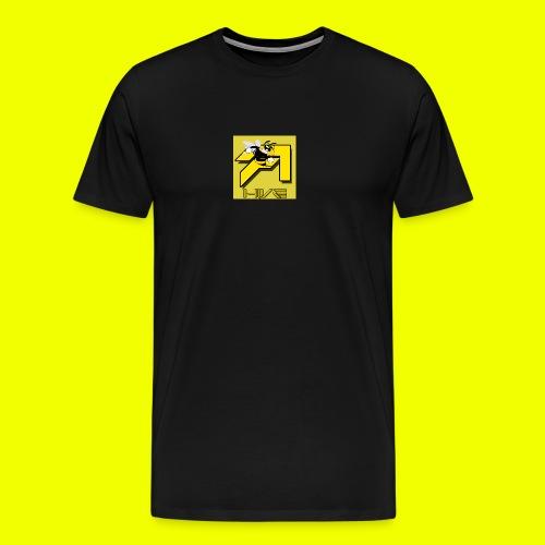 HVIE LOGO - Men's Premium T-Shirt