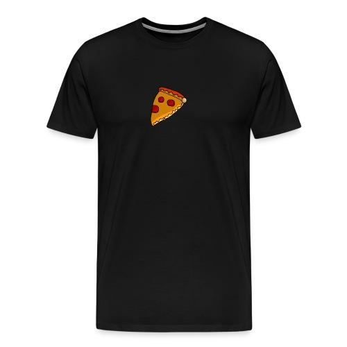 pizza - Herre premium T-shirt