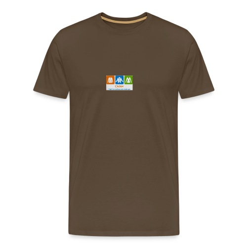 IMG 3596 - Herre premium T-shirt