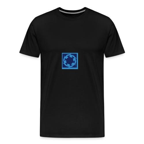 kunst - Mannen Premium T-shirt
