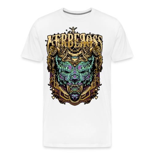 Kerbeross Okami - Mannen Premium T-shirt