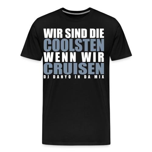 cruisen - Männer Premium T-Shirt