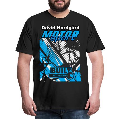 tshirt black - Premium T-skjorte for menn