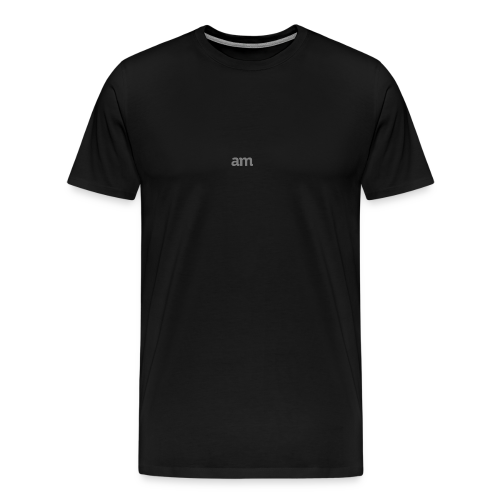 AM basics - Herre premium T-shirt