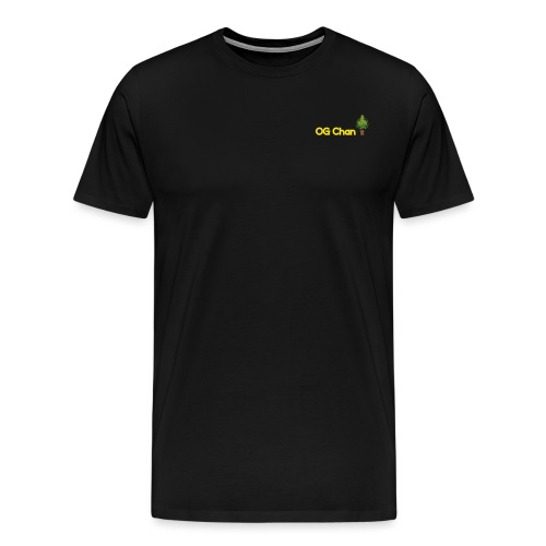 Og Chan Trees - Men's Premium T-Shirt