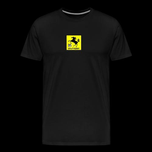 Offizielles LC Stuttgart Vereinslogo - Männer Premium T-Shirt