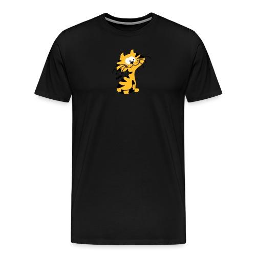Miezekatze Cat (c) - Männer Premium T-Shirt