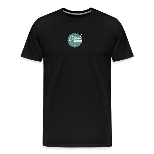 Logo Automaten Esterl - Männer Premium T-Shirt