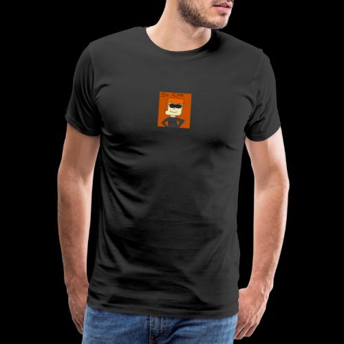 The Cool Guy - Premium-T-shirt herr