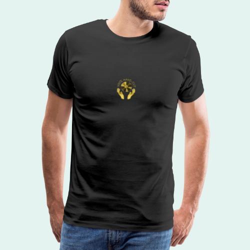 100% HAND-CUT - Men's Premium T-Shirt
