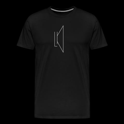 Laut Beutel - Männer Premium T-Shirt