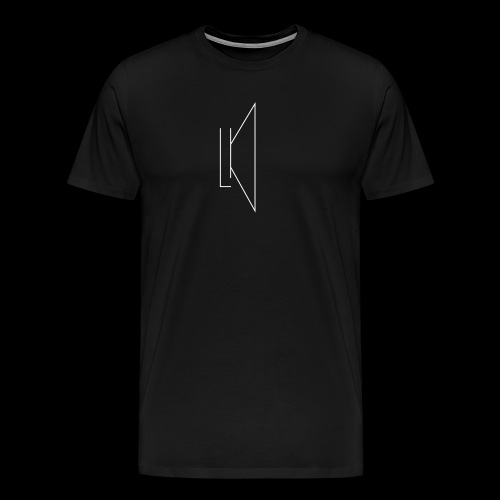 Laut Klub - Männer Premium T-Shirt
