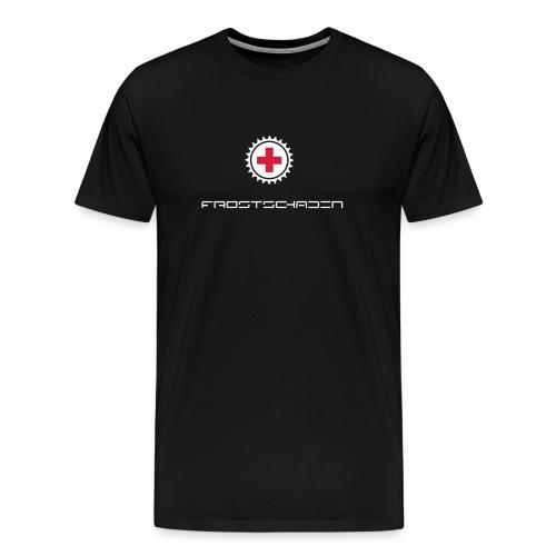 frostschaden - Männer Premium T-Shirt