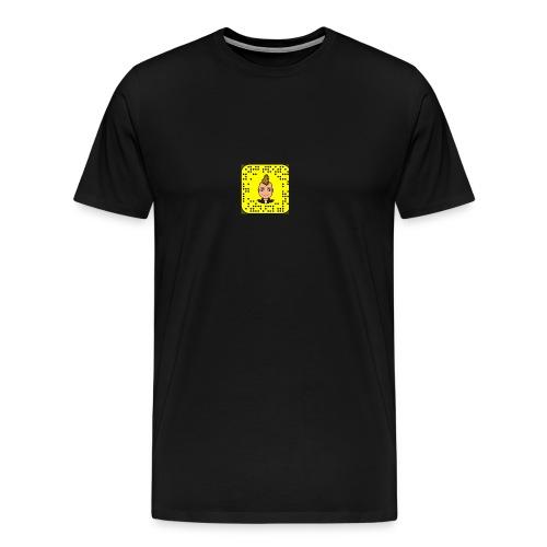 Add - Premium T-skjorte for menn