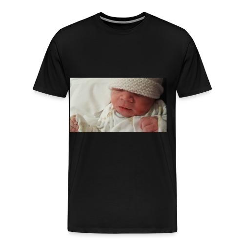 baby brother - Men's Premium T-Shirt
