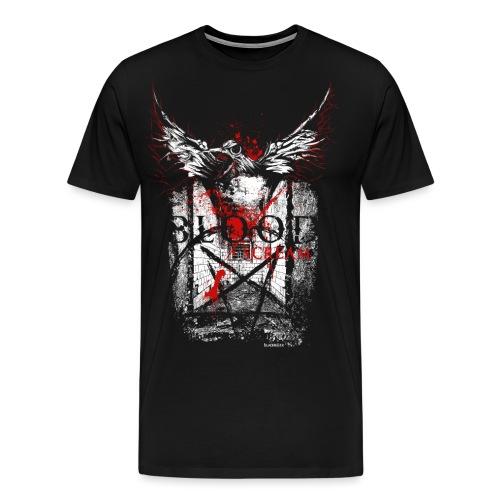 RAVEN | BLOOD SCREAM - Männer Premium T-Shirt