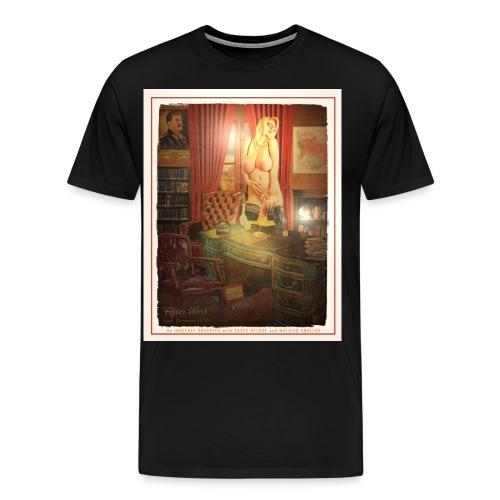 Casey Deluxe by INDEEDEE GRAPHICS - Männer Premium T-Shirt