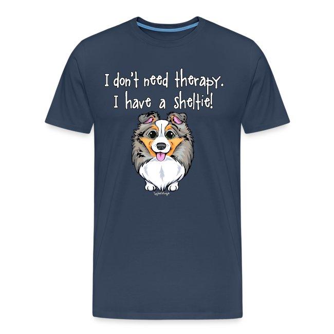Sheltie Dog Therapy 3