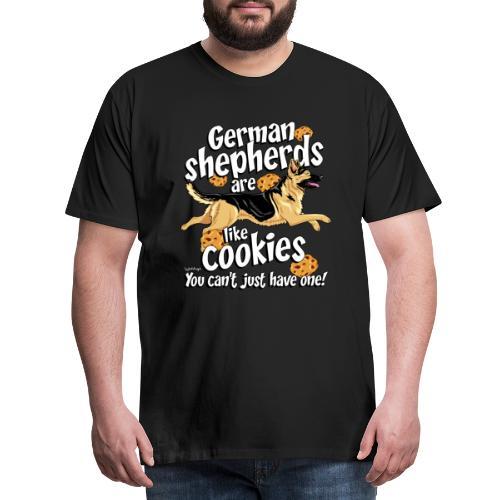 germancookies2 - Miesten premium t-paita