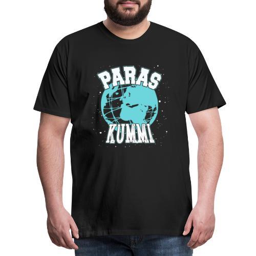 Maailman Paras Kummi - Miesten premium t-paita