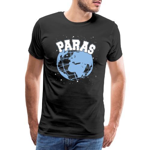 Maailman Paras Sininen - Miesten premium t-paita