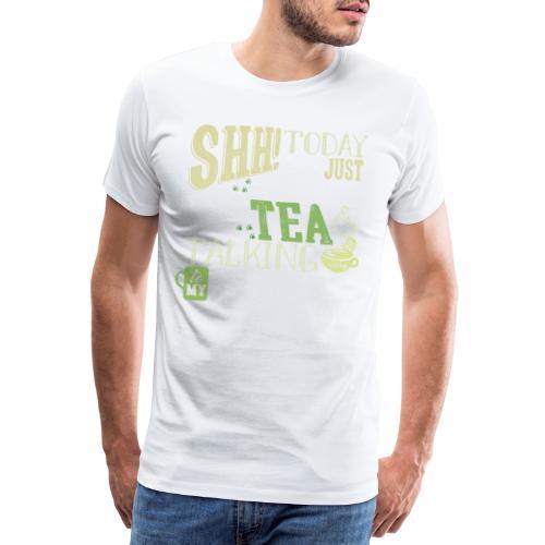SHH GSD Tea 4 - Miesten premium t-paita